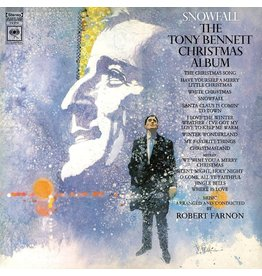 Legacy (LP) Tony Bennett - Snowfall - The Tony Bennett Christmas Album