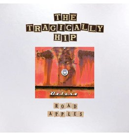 (LP) Tragically Hip - Road Apples 30th Anniversary Deluxe Edition (5LP+Blu-Ray Audio/Black/180g)