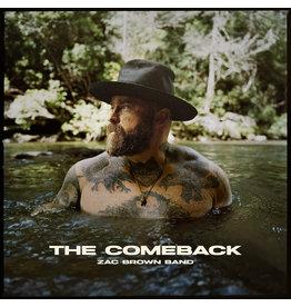 (CD) Zac Brown Band - The Comeback