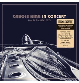 Black Friday 2021 (LP) Carole King - Carole King In Concert Live At The BBC, 1971 (First Pressing) BF21