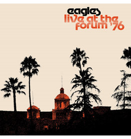 Elektra (LP) Eagles - Live At The Forum '76