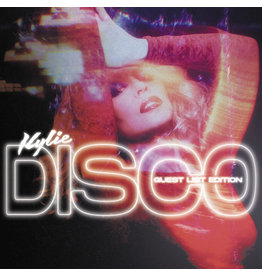 BMG Rights Management (CD) Kylie Minogue - Disco: Guest List Edition (3CD/1DVD/1BR)