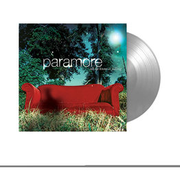 Fueled By Ramen (LP) Paramore - All We Know Is Falling (25th Anniversary Silver Vinyl)