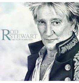 (CD) Rod Stewart - The Tears Of Hercules