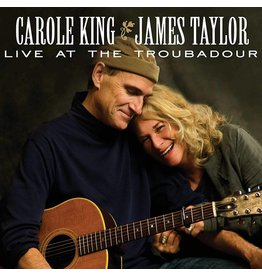 Craft Recordings (LP) Carole King & James Taylor - Live At The Troubadour (2LP/180g)