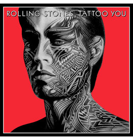 (LP) Rolling Stones - Tattoo You 40th Anniversary (Super Deluxe Edition) (5LP/180g/Book)