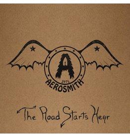 Black Friday 2021 (LP) Aerosmith - 1971: The Road Starts Hear (7 live tracks/Lowell, MA 1971) BF21
