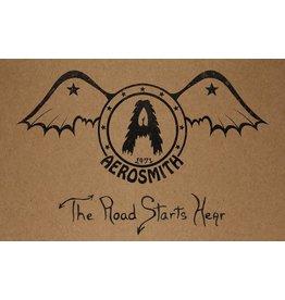 Black Friday 2021 (CS) Aerosmith - 1971: The Road Starts Hear (7 live tracks/Lowell, MA 1971) BF21