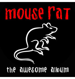 (LP) Mouse Rat - The Awesome Album (indie exclusive-orange)