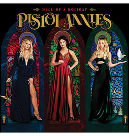 (CD) Pistol Annies - Hell Of A Holiday