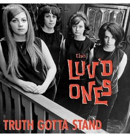 Beat Rocket (LP) Luv'd Ones, The - Truth Gotta Stand (Yellow Vinyl)