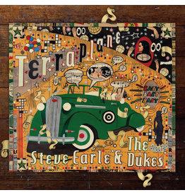 (LP) Steve Earle - Terraplane (Transparent Gold Vinyl)