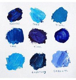 (LP) Courtney Barnett - Things Take Time, Take Time (Blue Vinyl)