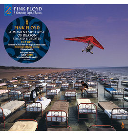 Legacy (LP) Pink Floyd - A Momentary Lapse Of Reason (2LP/180g/Gatefold) (Remixed & Updated 2019)