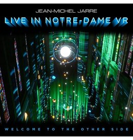 (LP) Jean-Michel Jarre - Welcome To The Other Side - Live In Notre-Dame VR