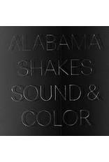 (LP) Alabama Shakes - Sound & Color (Clear, 2LP) (DIS)