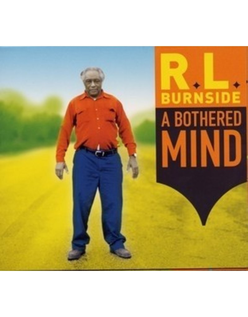 (LP) RL Burnside - A Bothered Mind