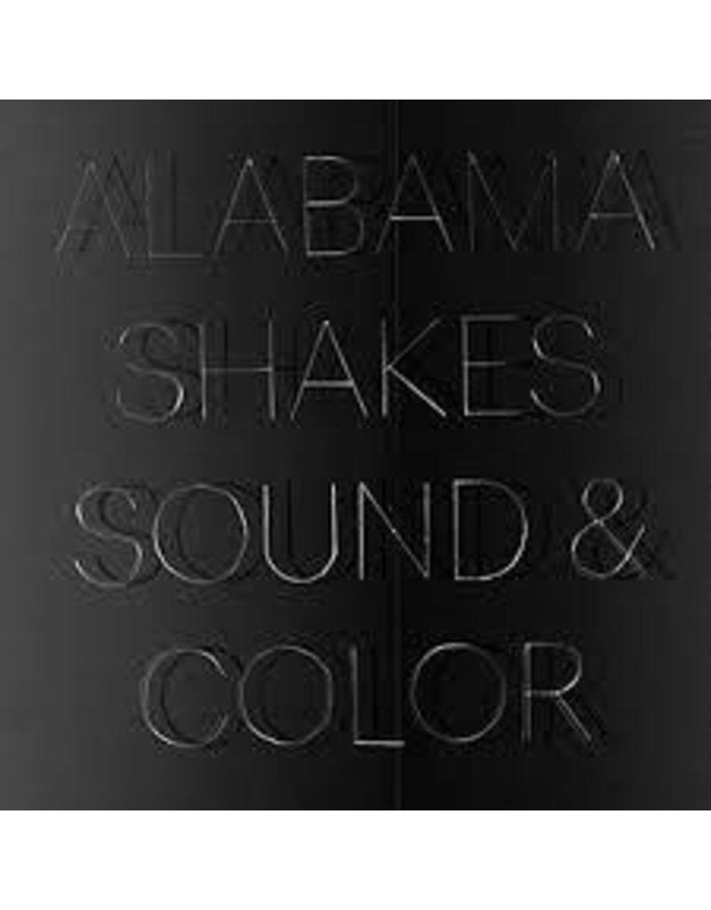 (LP) Alabama Shakes - Sound & Color (2LP, Black) (DIS)