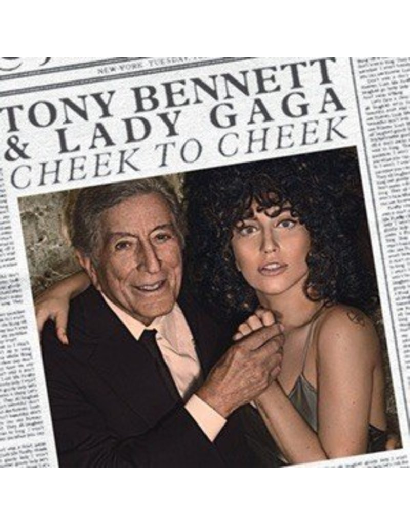 (LP) Tony Bennett and Lady GaGa - Cheek To Cheek
