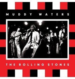 (LP) Muddy Waters & Rolling Stones - Live At Checkerboard Lounge