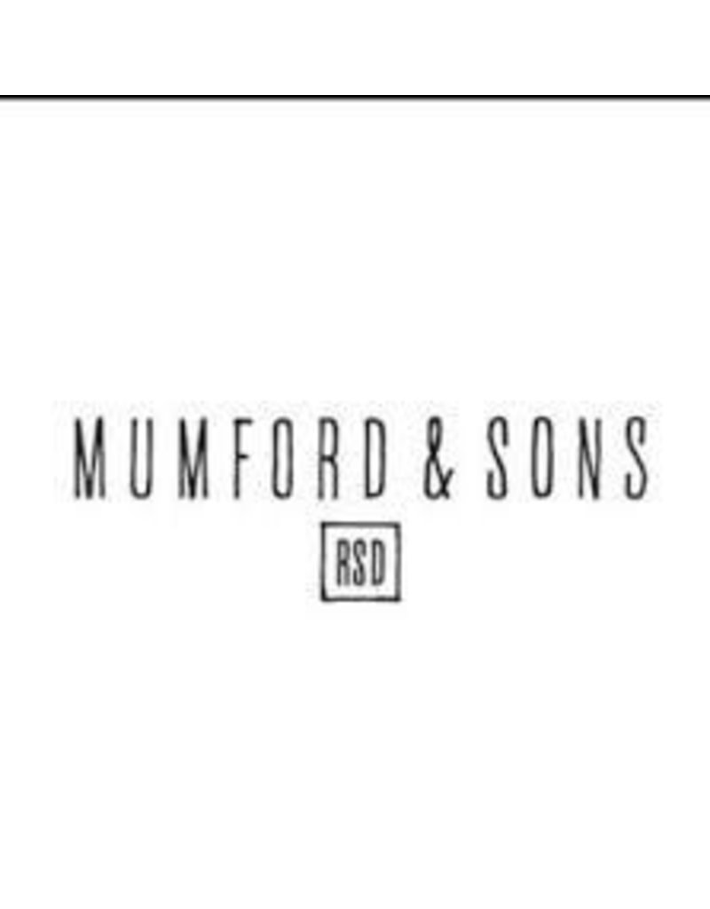 """(LP) Mumford and Sons - 2015RSD Wolf/Believe 7"""""""