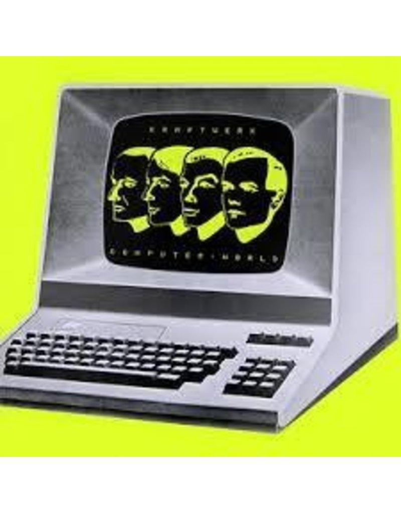 (LP) Kraftwerk - Computer World (DIS)