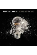 (LP) Kings Of Leon - Because Of The Times (2LP) (DIS)