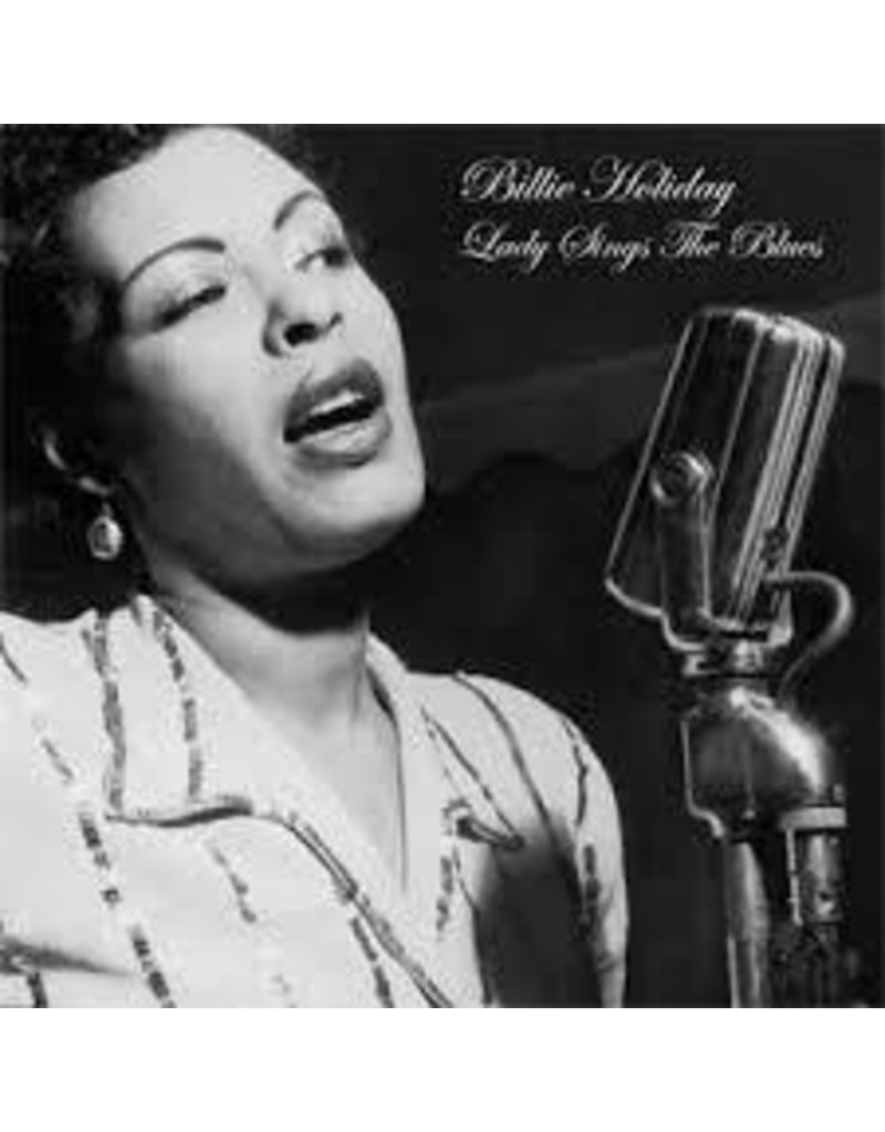 (LP) Billie Holiday - Lady Sings The Blues