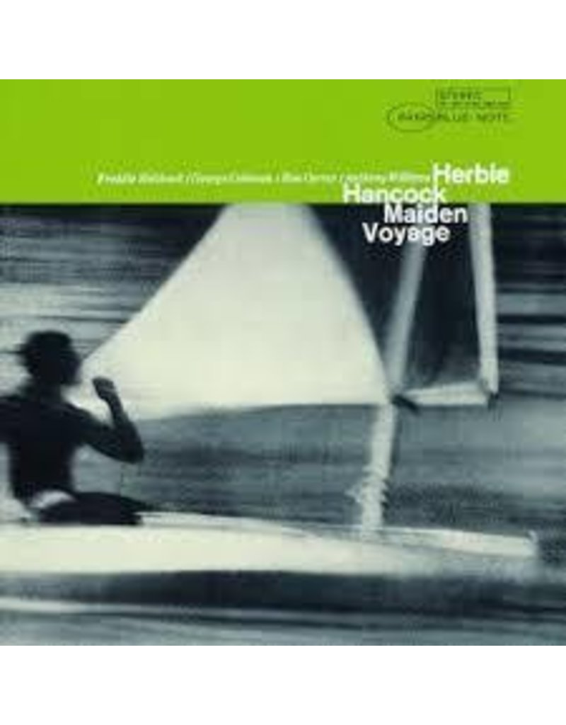 (LP) Herbie Hancock - Maiden Voyage
