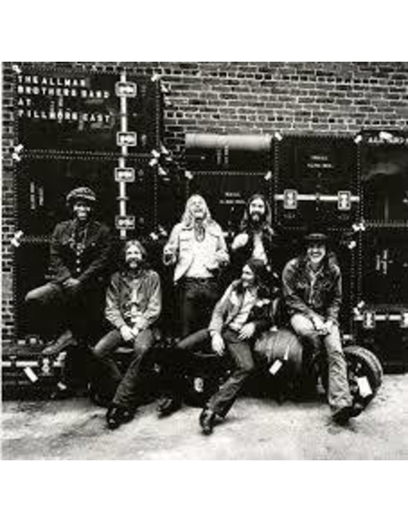 (LP) Allman Brothers - 1971 Filmore East Recordings (4LP)
