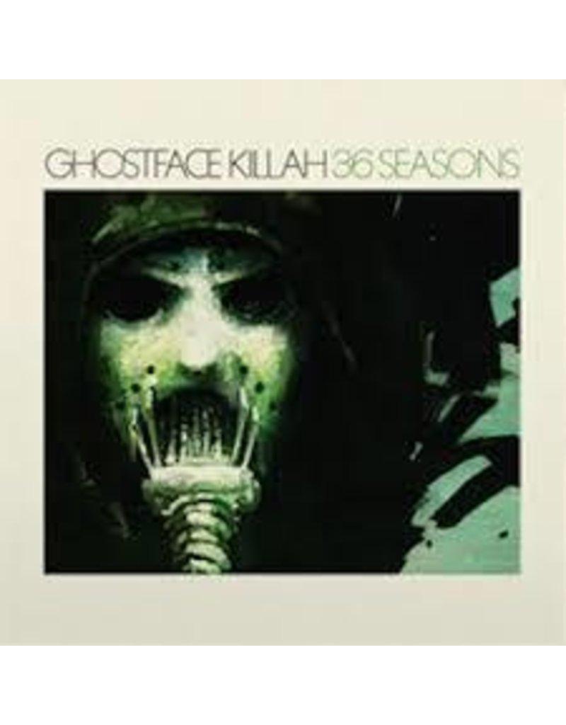 (LP) Ghostface Killah - 36 Seasons
