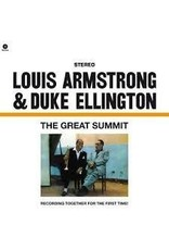 (LP) Louis Armstrong & Duke Ellington - Great Summit