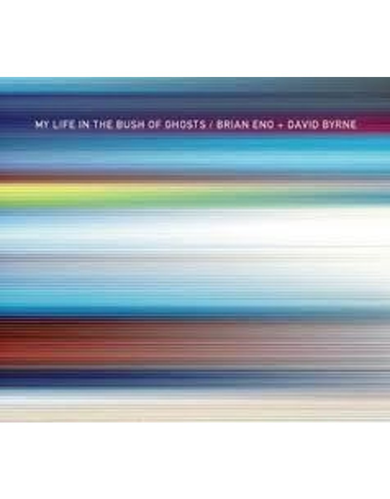 (LP) Brian Eno and David Byrne - My Life In The Bush Of Ghosts (2LP 180g) (DIS)