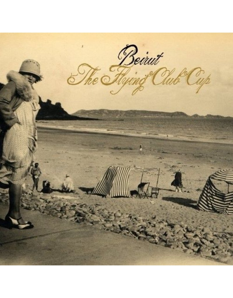 (LP) Beirut - The Flying Club Cup (DIS)