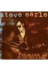 (LP) Steve Earle - Train A Comin'