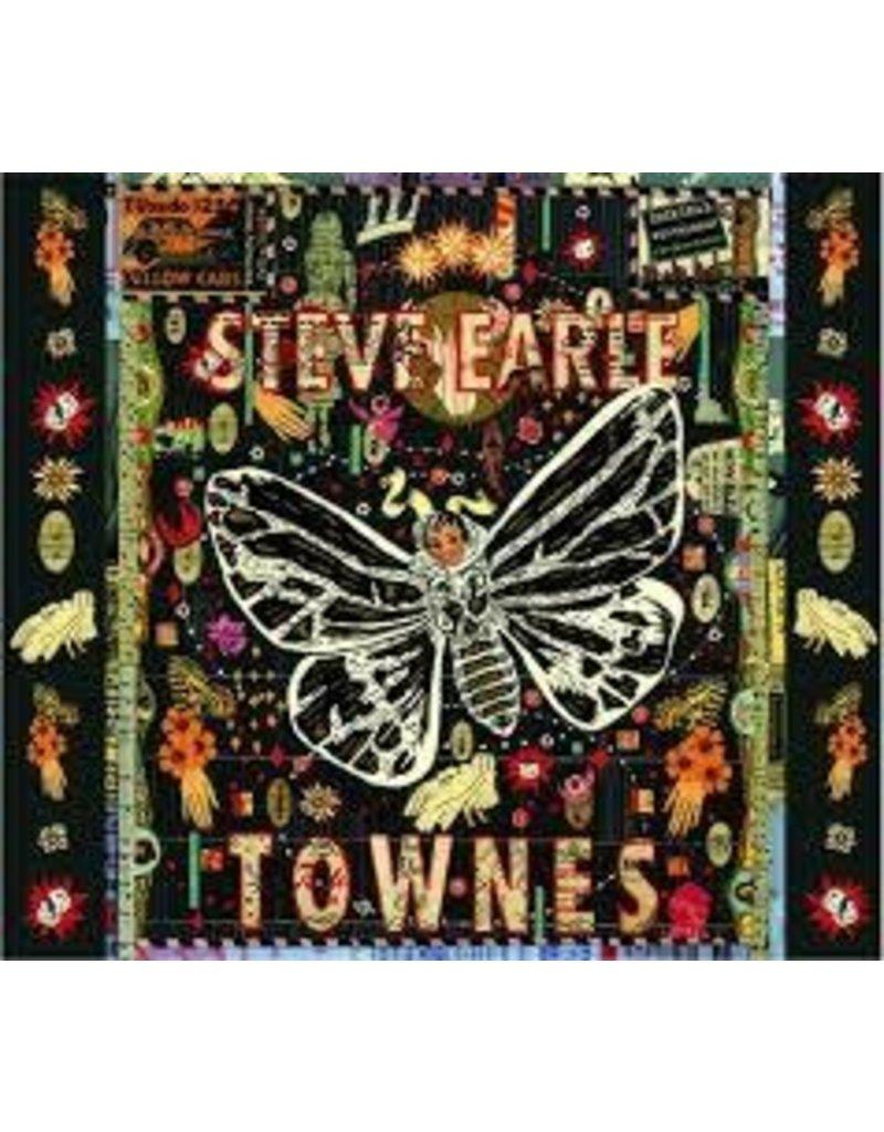(LP) Steve Earle - Townes (2LP) (DIS)