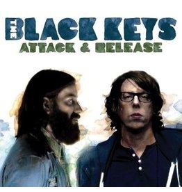 (LP) Black Keys - Attack & Release