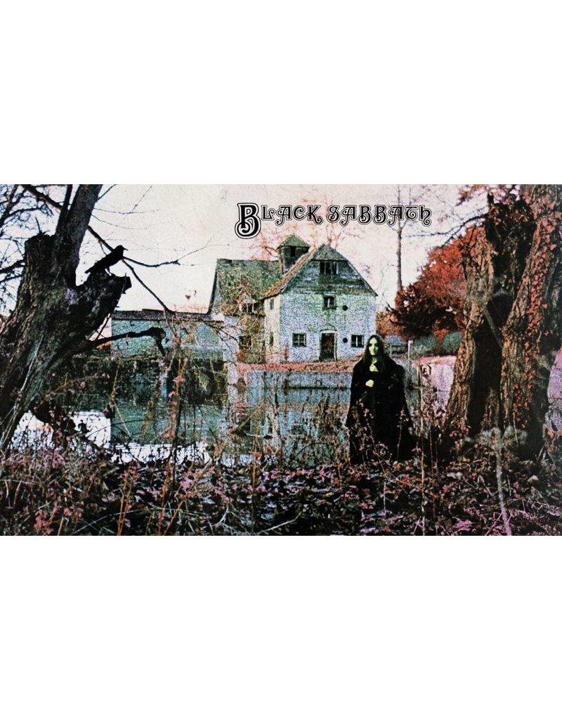 (LP) Black Sabbath - Self Titled