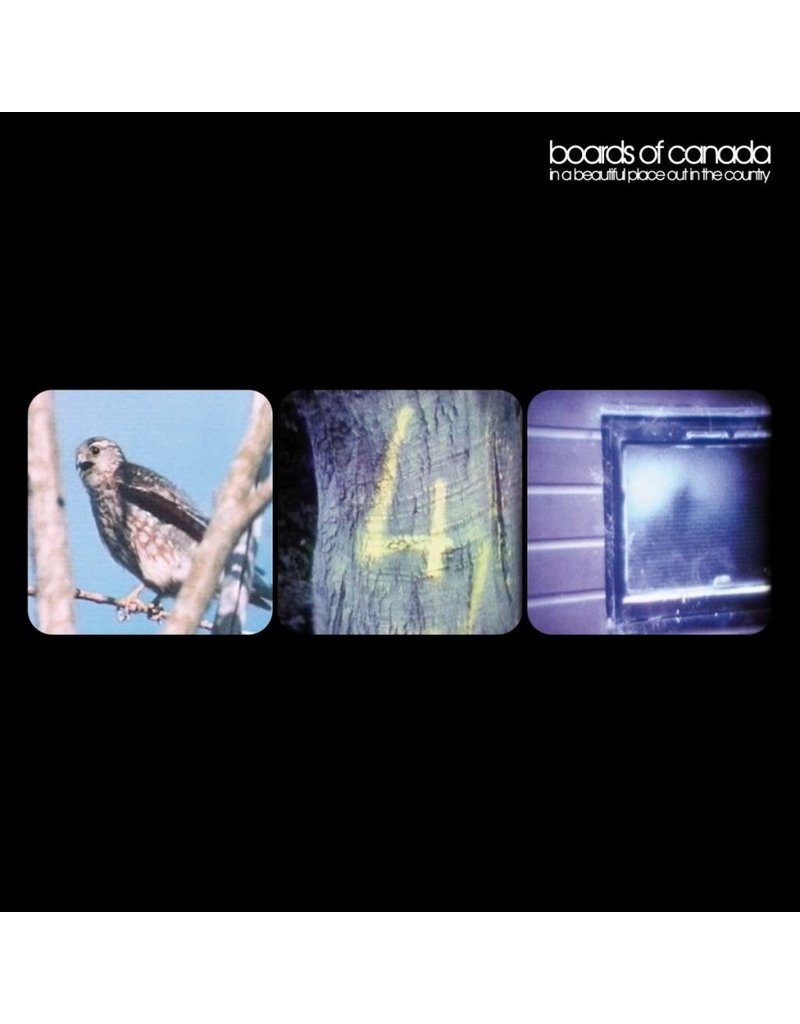 (LP) Boards Of Canada - In A Beautiful Place Out In The Country
