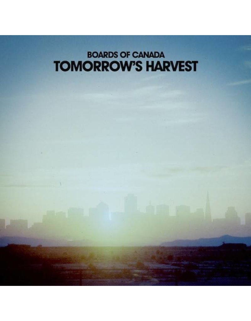 (LP) Boards Of Canada - Tomorrow's Harvest
