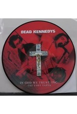 (LP) Dead Kennedys - The Lost Tapes (Picture LP + DVD)