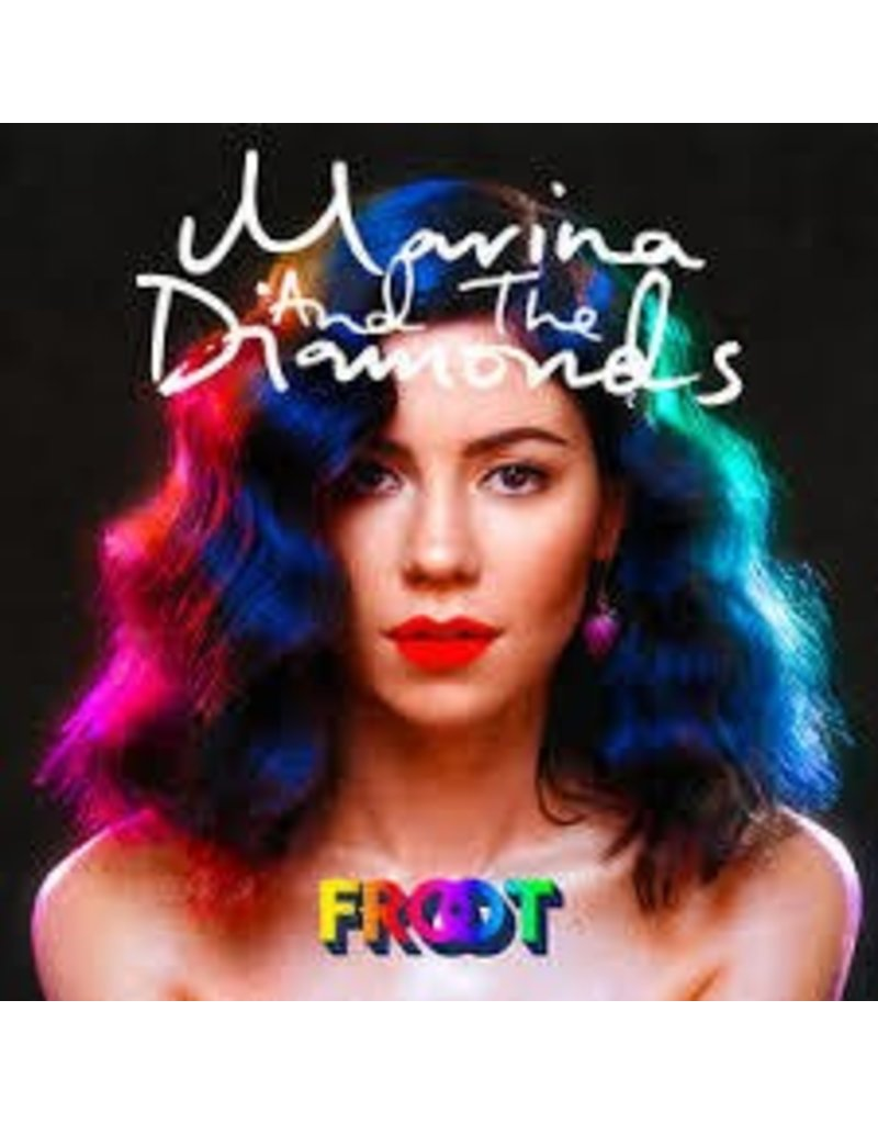 (LP) Marina & The Diamonds - Froot (LP/CD) (DIS)