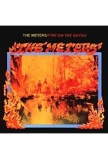 (LP) Meters - Fire On The Bayou (Coloured)