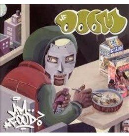 (LP) MF Doom - MM..Food (2LP) (Green & Pink Vinyl Edition)