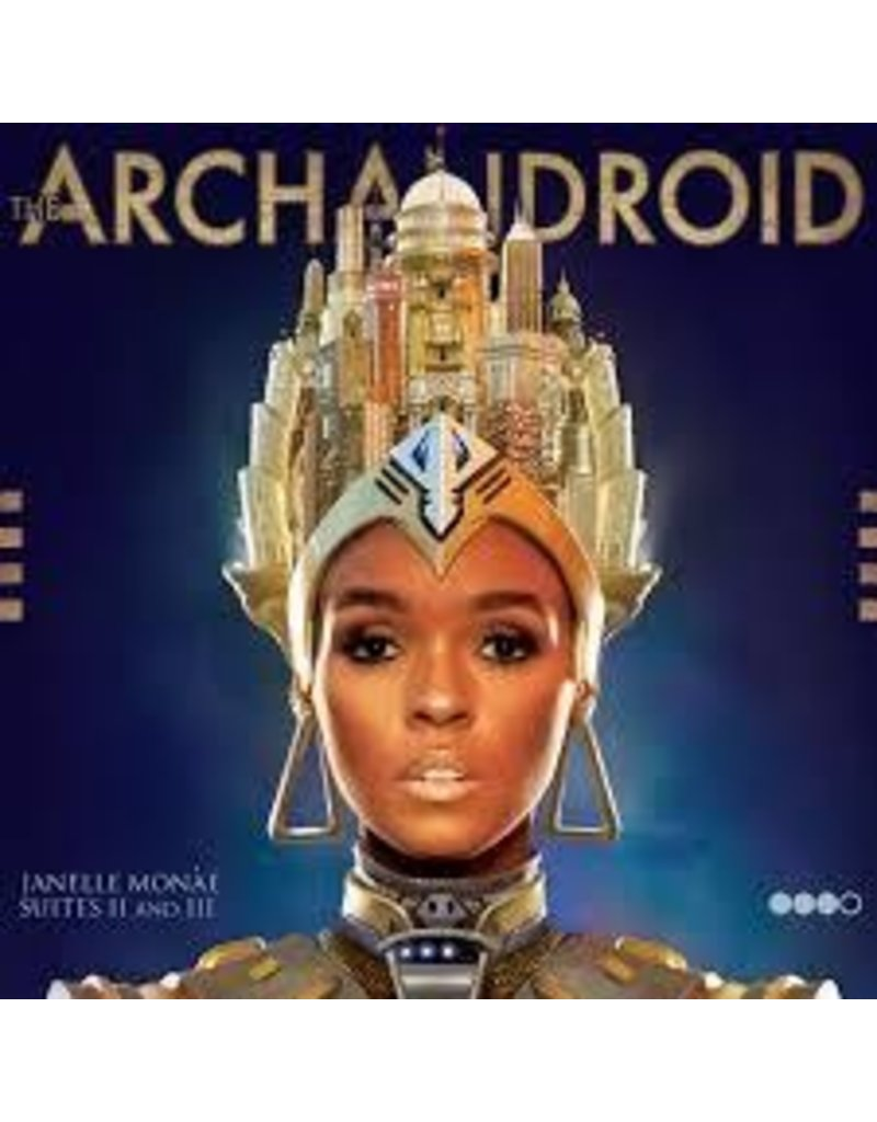 (LP) Janelle Monae - The Archandroid