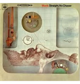 (LP) Thelonious Monk - Straight No Chaser (MOV)