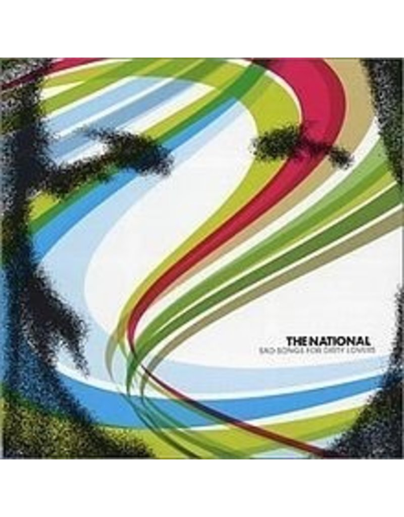 (LP) The National - Sad Songs For Dirty Lovers (DIS)