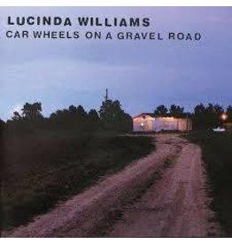 (LP) Lucinda Williams - Car Wheels On A Gravel Road