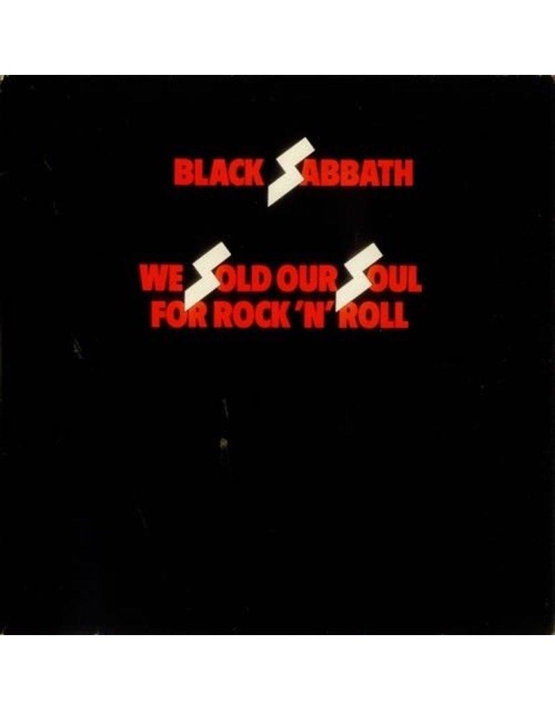 (LP) Black Sabbath - We Sold Our Soul For Rock 'N' Roll (DIS)