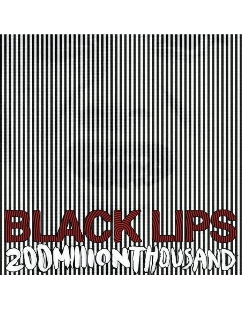 (LP) Black Lips - 200 Million Thousand